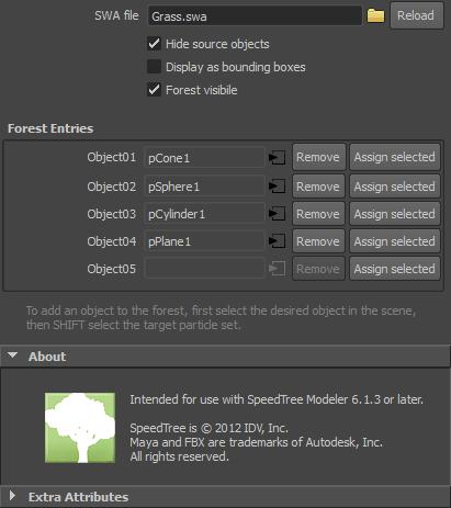 speedtree_swa_importer_for_maya [SpeedTree Documentation]